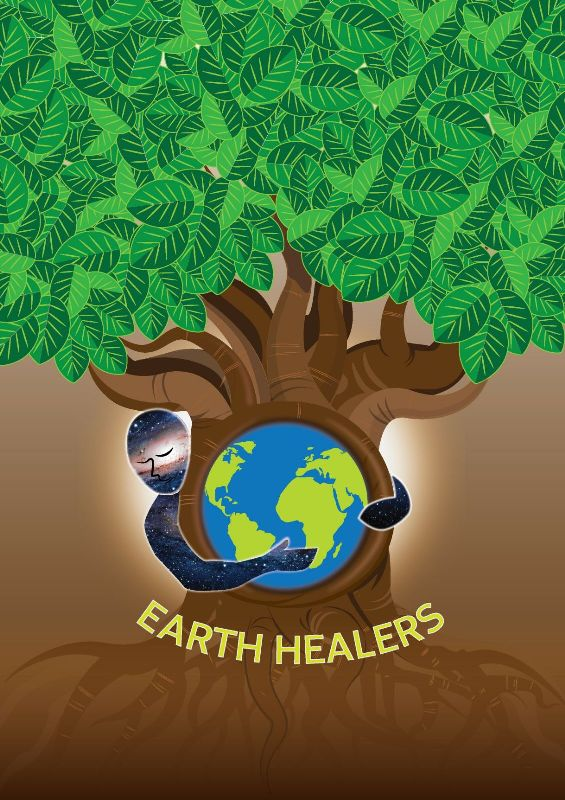 earth healers logo